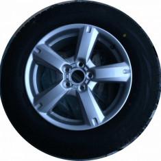 2 Bucati Roti RAV4 225 65 R17 M+S Aliaj Originale Noi - Janta aliaj Toyota, Latime janta: 7, Numar prezoane: 5, PCD: 114