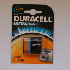 Baterii Duracell 223 Ultra Photo - Baterie Aparat foto