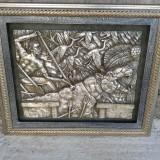 Arta din Africa - Metalo plastie africana pt decor, .REDUCERE