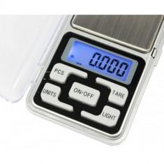 CANTAR BIJUTERII 0.1 - 500 grame PORTABIL DIGITAL - NOU