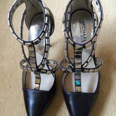 Pantofi Michael Kors - Pantof dama Michael Kors, Marime: 36, Culoare: Negru, Negru