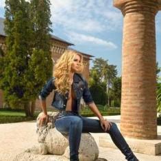 Jacheta dama - Costum/set de blugi Atmosphere - nou cu eticheta