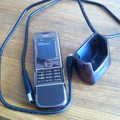 Nokia 8800 Arte Sapphire - Telefon mobil Nokia 8800 Sirocco, Maro