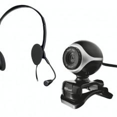 Webcam - Camera web Trust Exis Chatpack 17028