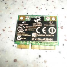 Placa de retea wireless laptop HP COMPAQ CQ56