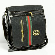 Geanta / Borseta de sold unisex Gucci + Cadou Surpriza - Geanta Barbati