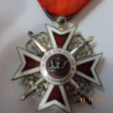 Medalia prin noi insine 10 maiu 1881 ordinul de cavaler coroana romaniei - Medalii Romania