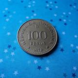 JN. 100 pesos 1978 Argentina, general Josede San Martin