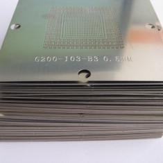 SITA BGA DEDICATA 90x90 REBALLING   STENCIL STEEL BGA REBALLING   PS3-GPU 0.60