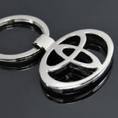 Breloc metalic Toyota - Breloc Auto