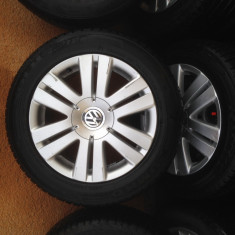 Janta aliaj Volkswagen, Diametru: 16, Numar prezoane: 5 - Jante aliaj 16 VW -Audi