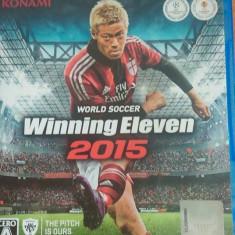 Vand joc fotbal - Winning eleven 2015 - PS4 - Jocuri PS4, Sporturi, Toate varstele, Multiplayer
