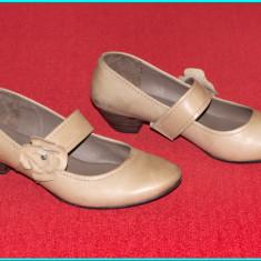 Pantofi dama, Piele naturala - DE CALITATE _ Pantofi din piele, comozi, usori, JANA FASHION _ femei | nr 39, 5