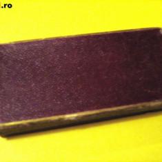 Ordin - Cutie de carton de decoratie interbelica