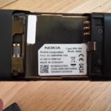 Telefon Nokia, Negru, <1GB, Neblocat, Fara procesor, Nu se aplica - Nokia 8600 Luna model de lux in stoc