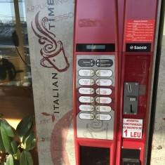 Automat cafea Saeco Cristallo 400 - Espressor automat Saeco, Cafea boabe