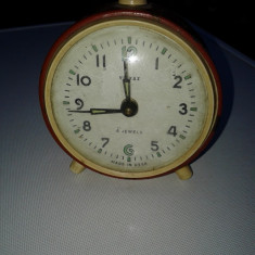Ceas de mana - Ceas de masa desteptator mecanic rusesc