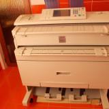 Multifunctional A0 RICOH AFICIO MPW 2400