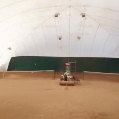 Balon presostatic tenis