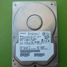 Hard Disk HDD 80GB Hitachi HDS722580VLAT20 ATA IDE
