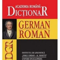 Dictionar German Roman Academia Romana Editura Univers Enciclopedic univers enciclopedic gold