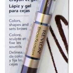 Creion contur ochi - Revlon Brow Fantasy pt Sprancene : creion + gel