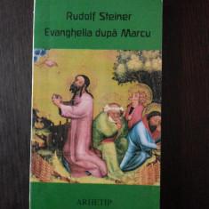 EVANGHELIA DUPA MARCU -- Rudolf Steiner -- 1994, 226 p. - Biblia
