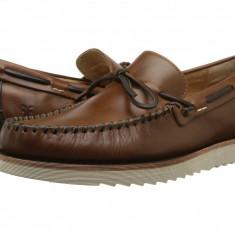 Mocasini Frye Nathan Tie | 100% originali, import SUA, 9-10 zile lucratoare - Pantofi barbati