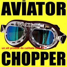 Ochelari moto - CHOPPER NAZI pilot ww2