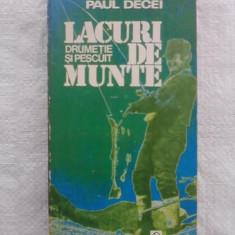 Lacuri de munte - Paul Decei (pescuit) / C58P