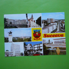 Carti Postale Romania dupa 1918, Circulata, Printata - HOPCT 11253 SUCEAVA -JUD.SUCEAVA [CIRCULATA]