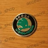Emblema capac roata SKODA 60 mm - Embleme auto