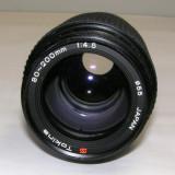 Obiectiv Tokina 80-200mm 1:4.5 montura Canon C/FD pentru curatat _2 - Obiective RF (RangeFinder)
