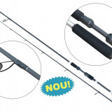 Lanseta fibra de carbon Baracuda Black Pearl 2 Actiune: 15-40g Lungime: 2,35 m