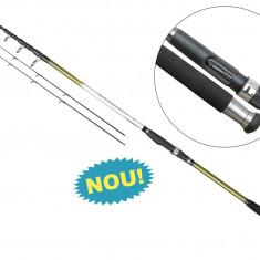 Lanseta fibra de carbon Infinity Tele Feeder 3, 9m Baracuda Actiune: A: 80-120g.