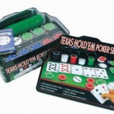 Jocuri Board games - Texas Holdem Profesional Poker Set pk50820