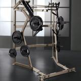 Aparat Fitness profesional Hammer Strength aproape nou - Aparat multifunctionale fitness Hammer, Max. 226