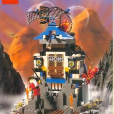 LEGO 3052 Ninja Fire Fortress - LEGO Castle