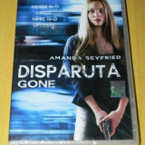 DVD FILM GONE / DISPARUTA. NOU. SIGILAT. SUBTITRARE IN LIMBA ROMANA - Film thriller
