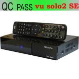 VU+ SOLO2 SE DUAL CORE 1, 3Ghz Twin Tuner S2 IPTV Enigma2 Linux 12Luni Garantie!