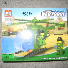 Lego elicopter - Jocuri Seturi constructie