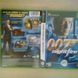 Joc XBox classic  - James Bond 007 Nightfire - (GameLand - sute de jocuri)