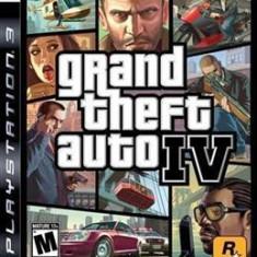 Jocuri PS3 - GTA 4: Grand Theft Auto IV PS3