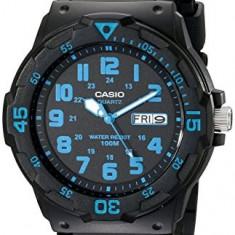 Casio Unisex MRW200H-2BV Neo-Display Black Watch | 100% original, import SUA, 10 zile lucratoare af22508 - Ceas dama