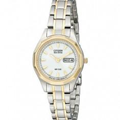 Citizen Women's EW3144-51A Eco-Drive Sport Two-Tone | 100% original, import SUA, 10 zile lucratoare af22508 - Ceas dama
