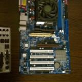 KIT PLACA DE BAZA DESKTOP ASROCK K8UPGRADE-NF3+CPU SEMPRON+COOLER!, Pentru AMD, Socket: 754, DDR, Contine procesor, ATX