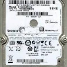 Vand hdd sata de laptop, samsung sau hitachi, noi, 500 gb, garantie - HDD laptop Samsung, 500-999 GB, Rotatii: 7200, 8 MB