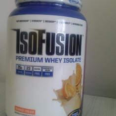 Supliment nutritiv - Gaspari Nutrition ISOFUSION Izolat proteic din zer+ CADOU HYBRID N.O.