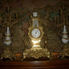 Ceas semineu napoleon - Ceas de semineu