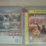 Jocuri PS3, Shooting, 16+, Multiplayer - Tom Clancy's Rainbow Six 2 - Vegas - PS 3 - Playstation 3 - GameLand